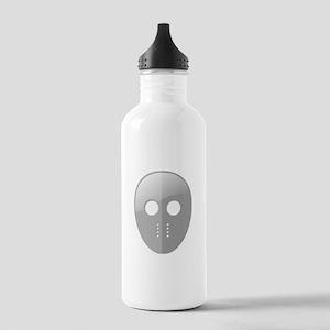 Hockey Mask Water Bottle