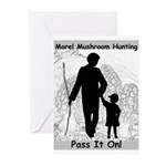 Pass it on! Greeting Cards (Pk of 10)