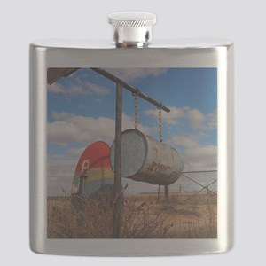 Rural letters Flask