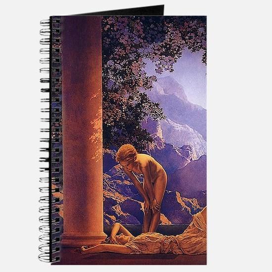 Maxfield Parrish Daybreak Journal