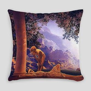 Maxfield Parrish Daybreak Everyday Pillow