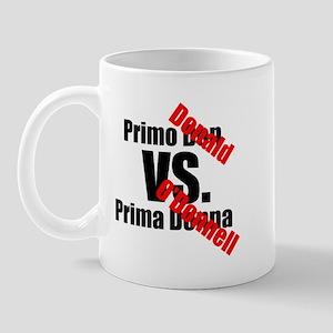 PRIMO VS. PRIMA Mug