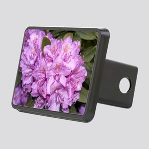 Rhododendron Rectangular Hitch Cover