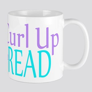 Curl Up and Read Mug