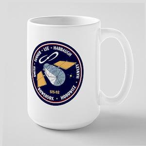 STS-82 Discovery Large Mug