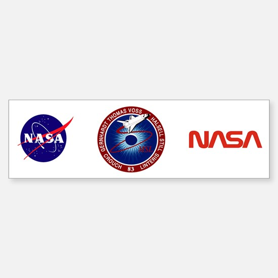 STS-83 Columbia Sticker (Bumper)