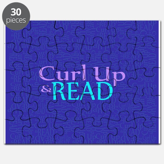 Curl Up and Read Puzzle