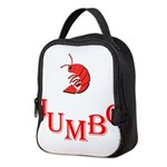 Jumbo Shrimp Neoprene Lunch Bag