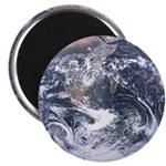 "Earth from space 2.25"" Magnet (100 pack)"