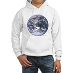 Earth from space Hooded Sweatshirt
