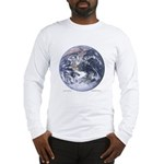 Earth from space Long Sleeve T-Shirt