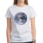 Earth from space Women's T-Shirt