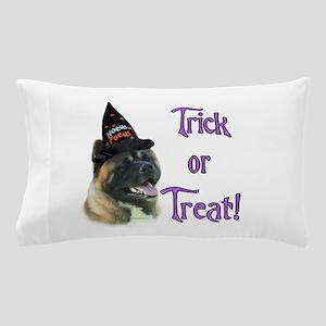 Akita Trick or Treat Pillow Case