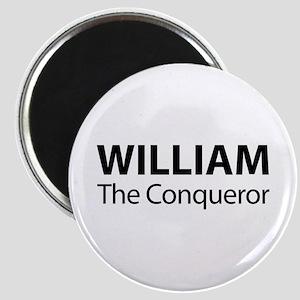 William The Conqueror Magnet