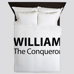 William The Conqueror Queen Duvet
