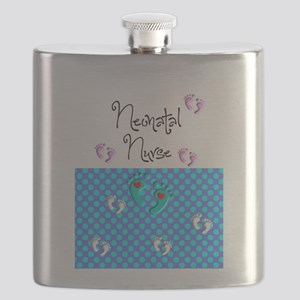neonatal nurse 5 Flask