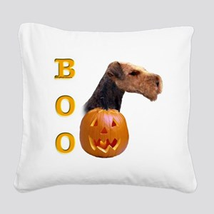 AiredaleBoo2 Square Canvas Pillow
