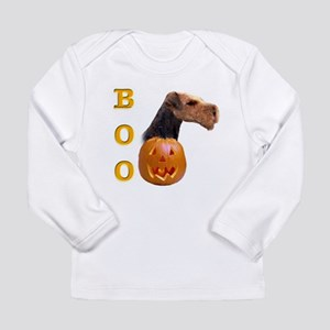 AiredaleBoo2 Long Sleeve Infant T-Shirt