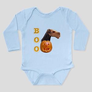 AiredaleBoo2 Long Sleeve Infant Bodysuit