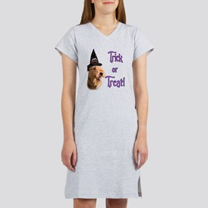 Airedale TerrierTrick Women's Nightshirt
