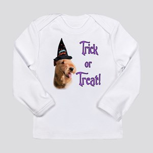 Airedale TerrierTrick Long Sleeve Infant T-Shi