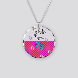 neonatal nurse 4 Necklace