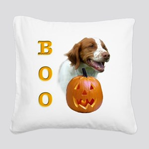 BrittanyBoo2 Square Canvas Pillow
