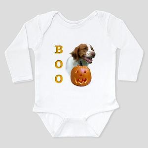 BrittanyBoo2 Long Sleeve Infant Bodysuit