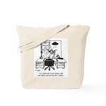Space Alien University Admissions Tote Bag
