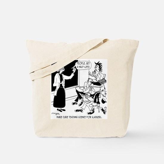 Get a Half Life Tote Bag
