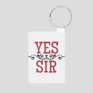 Yes Sir Keychains