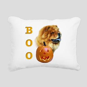 ChowBoo2 Rectangular Canvas Pillow