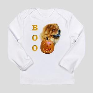 ChowBoo2 Long Sleeve Infant T-Shirt