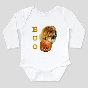 ChowBoo2 Long Sleeve Infant Bodysuit