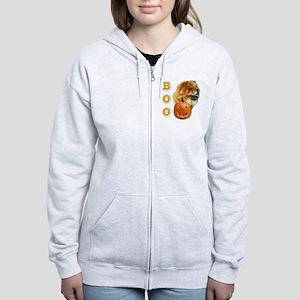 ChowBoo2 Women's Zip Hoodie