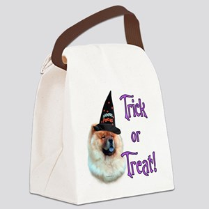 ChowTrick Canvas Lunch Bag
