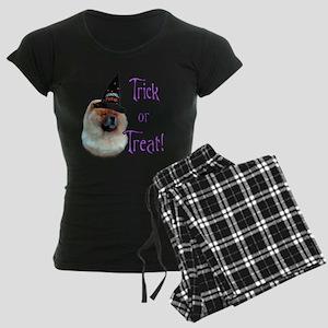 ChowTrick Women's Dark Pajamas