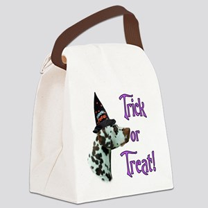 DalmatianliverTrick Canvas Lunch Bag