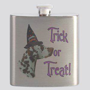 DalmatianliverTrick Flask