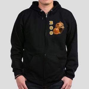 FinnishBoo2 Zip Hoodie (dark)