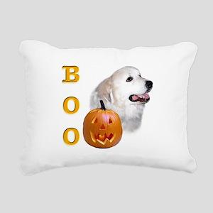 Great PyrBoo2 Rectangular Canvas Pillow