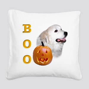 Great PyrBoo2 Square Canvas Pillow