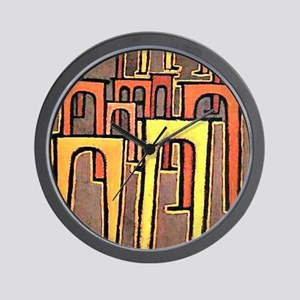 Klee - Revolution of the Viaduct Wall Clock
