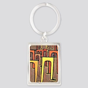 Klee - Revolution of the Viaduct Portrait Keychain