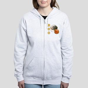 LhasaBoo2 Women's Zip Hoodie
