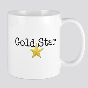 Gold Star Mugs