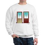 Office of Totally Worthless Ideas Sweatshirt
