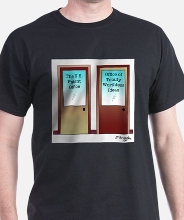 Office of Totally Worthless Ideas T-Shirt