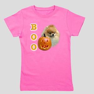 PomeranianBoo2 Girl's Tee