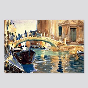 Sargent - Ponte San Giuss Postcards (Package of 8)
